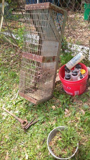 Wild game traps. for Sale in Covington, GA