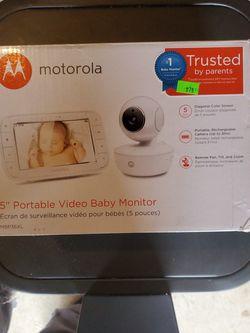 Motorola Baby Monitor for Sale in Shelton,  WA