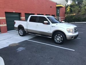 2013 Ford f 150 ecco boost for Sale in Washington, DC