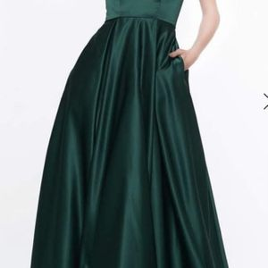 Prom Dress Green for Sale in Haddon Heights, NJ