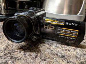 Sony HDR-XR500 HD Night Vision Camera for Sale in Fort Wayne, IN