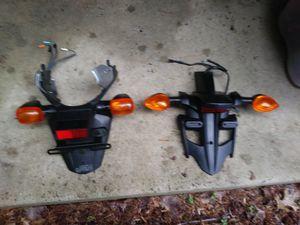 Rear lights for honda motorcycle for Sale in Barrington, NJ