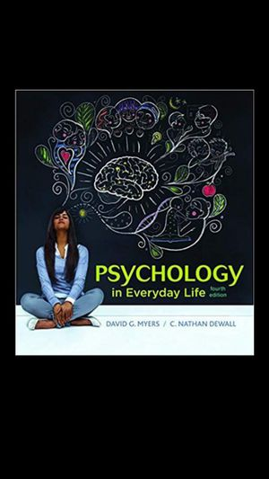 Psychology In Everyday Life 4th Edition E-book version for Sale in Las Vegas, NV