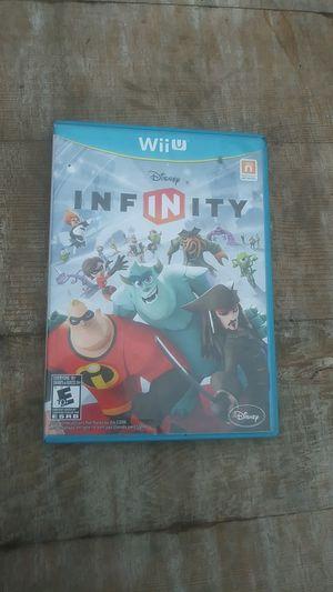 Disney Infinity For The Nintendo Wii U. for Sale in Auburn, WA