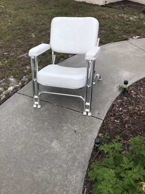 Boat Deck chair for Sale in Vero Beach, FL
