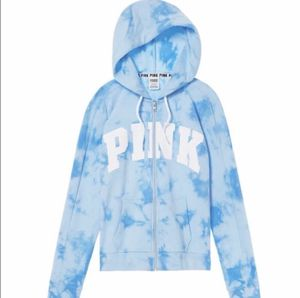 Victoria's Secret Pink Hoodie Full Zipper Small for Sale in OH, US