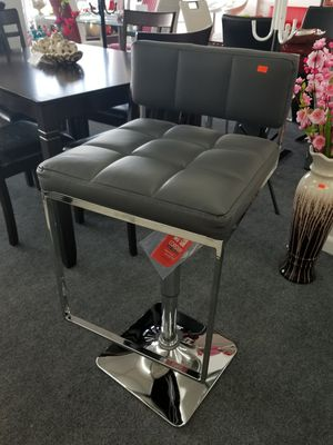 NEW BAR STOOL GREY for Sale in Miami Lakes, FL