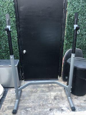 Squat rack for Sale in San Dimas, CA