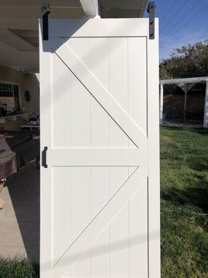 Barn door 36x 84 for Sale in Simi Valley, CA