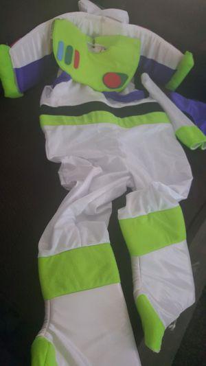 Toddler Buzz lightyear costume size 3-4 for Sale in Atlanta, GA