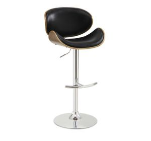 Adjustable Bar Stool Black And Chrome each for Sale in Brea, CA