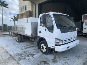 2007 Isuzu NPR Spray Truck for Sale in Hialeah Gardens, FL