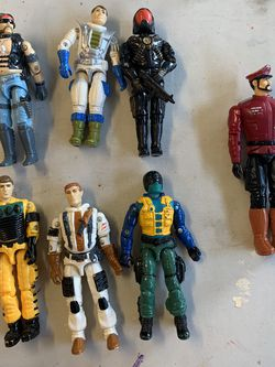 Lot Of 7 GI Joes From 1984-1994 for Sale in Bonney Lake,  WA