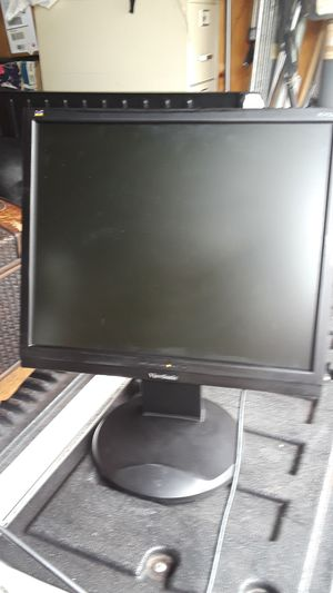 View sonic. Computer monitor. for Sale in Garden Grove, CA