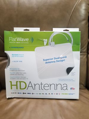 FlatWave Indoor HDTV Antenna for Sale in Lexington, KY