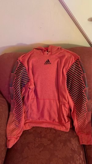 Adidas Hoodie Red Mens Large for Sale in Lexington, KY