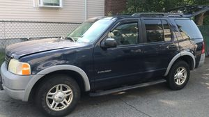 Ford Explorer 2002 for Sale in Marlborough, MA