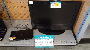 TV & DVD player for Sale in Tucson, AZ