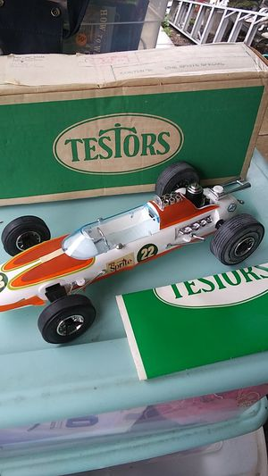 Vintage testors Sprite special for Sale in Lafayette, OR