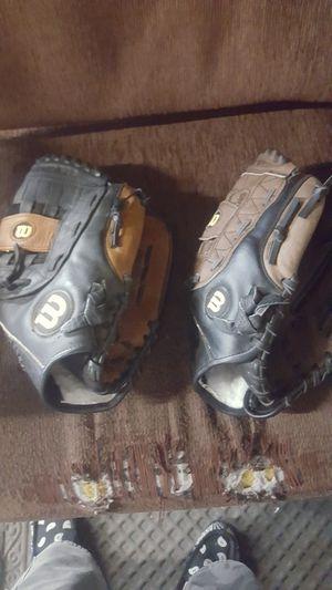 Wilson Baseball Gloves for Sale in Mesa, AZ