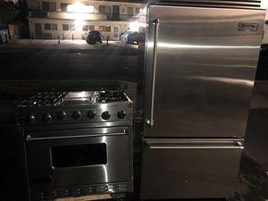 36' Viking Range + 36' Viking Fridge For Sale for Sale in San Fernando, CA