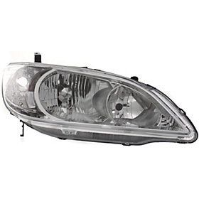 2004 2005 Honda Civic Headlight Passenger side right side NEW for Sale in Rocky River, OH