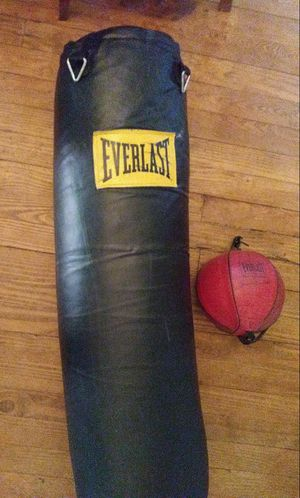 Everlast Punching Bags for Sale in Decatur, GA