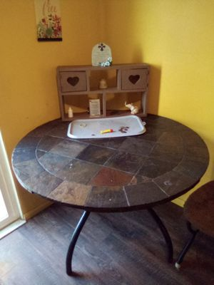 Stone table for Sale in Fort Wayne, IN