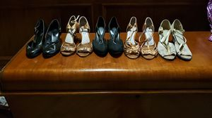 Ballroom dancing shoes for Sale in Ashley, OH