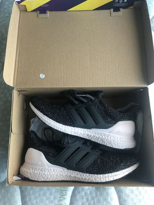Brand New Adidas Ultraboost Black/Orchid for Sale in Miami, FL