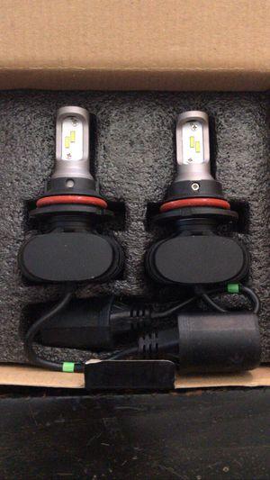 H4 LED HEADLIGHT BULBS SET FOR HONDA & TOYOTA for Sale in Bakersfield, CA