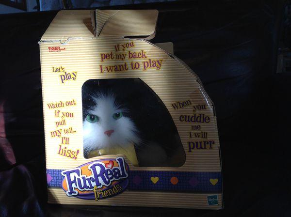 Brand New Furreal Friends Lulu the Cat