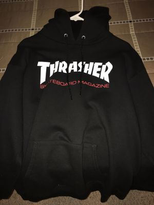 Thrasher Hoodie Size Medium for Sale in Orlando, FL