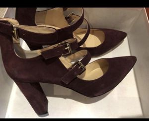 Brand New Classy Wine Color Heeled 8.5 for Sale in Washington, DC