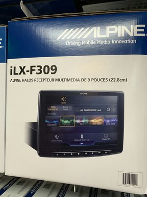 Alpine ilx-f309 on sale today message us for the lowest prices in la today for Sale in Los Angeles, CA