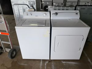 washer & dryer set 2lo3735557 for Sale in San Antonio, TX