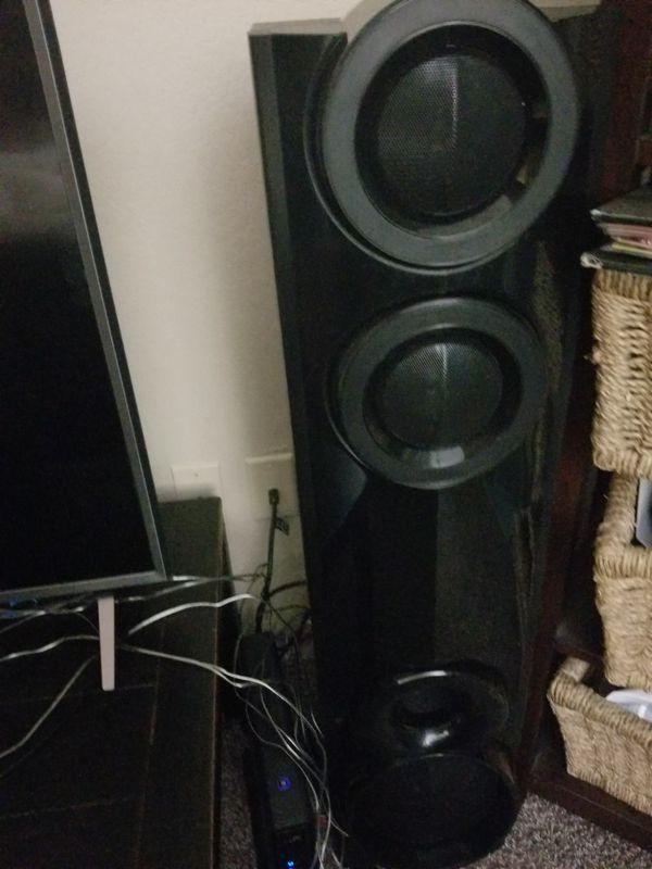 LG surround sound with bluray