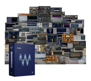 Waves Plugins for Mac Or PC (Diamond All Plug-ins) for Sale in Avon Park, FL