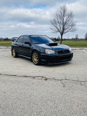2004 Subaru Impreza WRX STI for Sale in West Chicago, IL