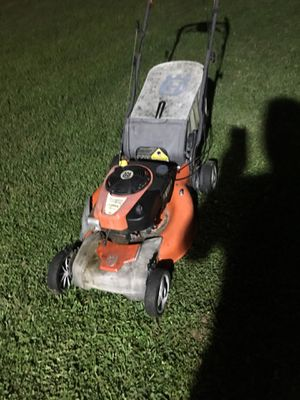 Husqvarna self propelled for Sale in Tampa, FL