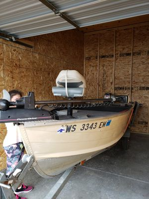 14 ft starcraft for Sale in Appleton, WI