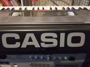CASIO CTk-551 Touch response for Sale in Philadelphia, PA