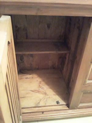 Solid wood buffet for Sale in Fort Lauderdale, FL
