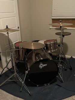 Gretsch Energy 5 Piece Drum Set - Hardware Included for Sale in Auburn,  WA