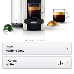 Nespresso Coffee Maker for Sale in Chandler, AZ