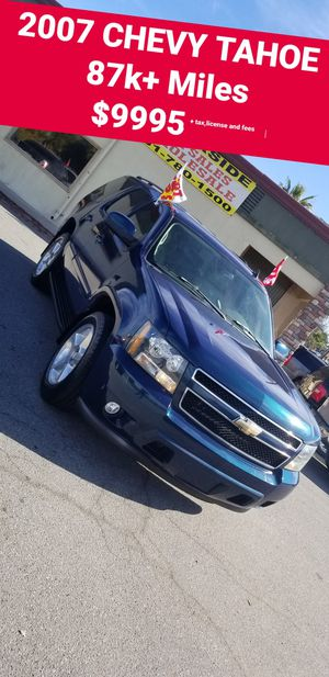 2007 CHEVY TAHOE LT for Sale in Riverside, CA