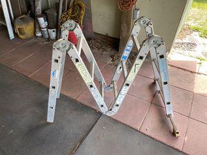Krause 12ft, 300lb, Multi-Use Ladder for Sale in Apopka, FL