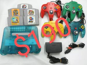 Nintendo 64 for Sale in Perris, CA