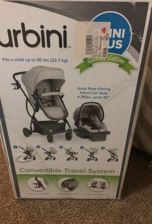 Stroller and carrier for Sale in Mesquite, TX