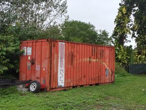 STORAGE CONTAINER for Sale in Pembroke Pines, FL